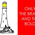 "Adam Bridgland - ""Only The Brave And The Bold"" (2008), Screenprint on Somerset Satin White Paper, (Edition of 25)"